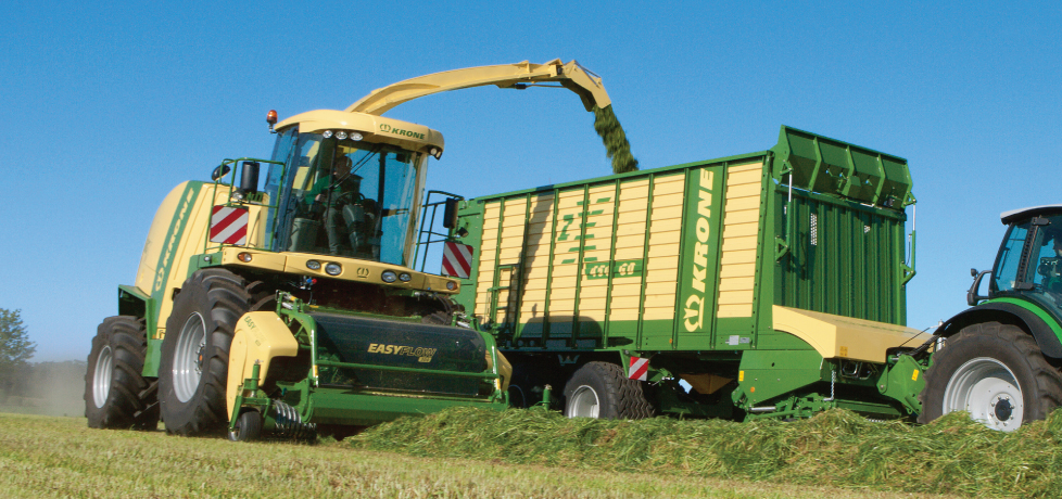 Krone Agricultural Machinery in Ayrshire