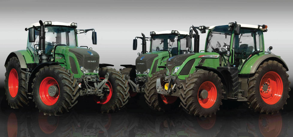 Fendt Tractors in Ayrshire