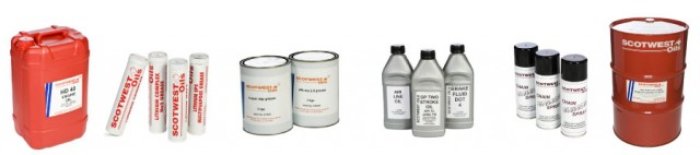 Scotwest Oils Product Range