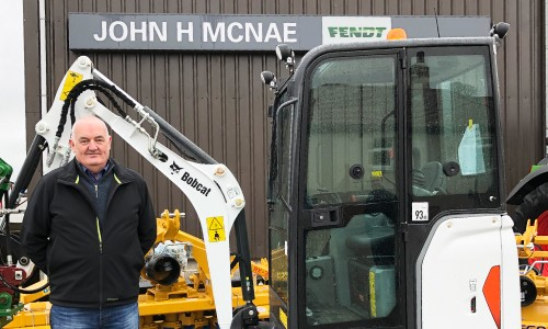 John H. McNae Ltd welcomes new sales rep Gary Whyte to the team