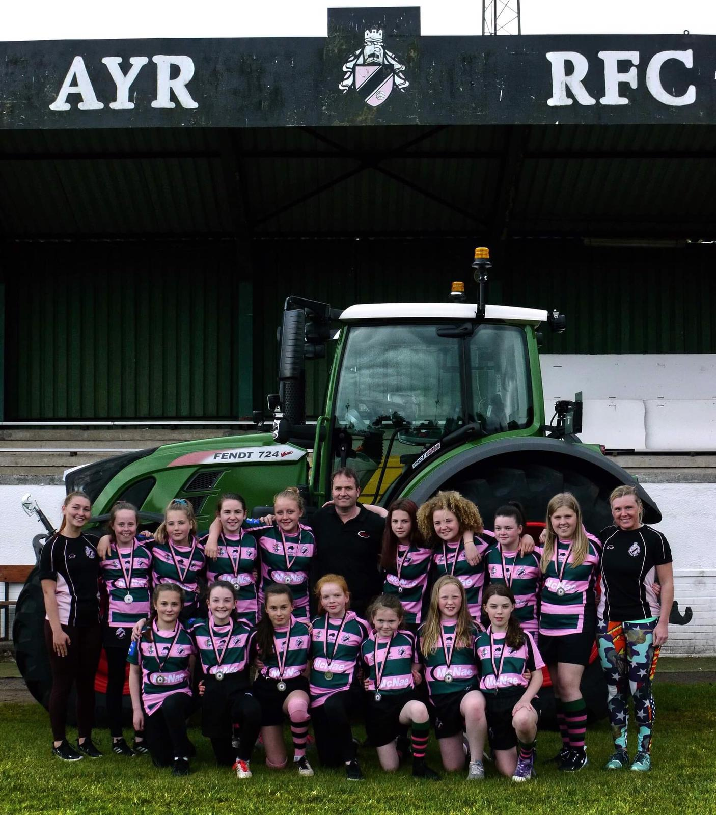 Ayr RFC Little Ladies